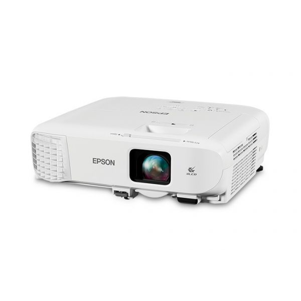 PROYECTOR EPSON S39 3LCD, SVGA 800 X 600, 3300 LÚMENES, HDMI