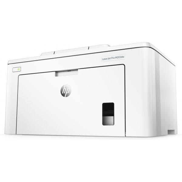 IMPRESORA HP LASERJET PRO M203DW DUPLEX 28PPM WIFI/RJ45 (G3Q47A)