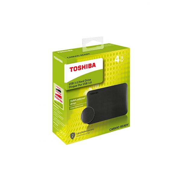 DISCO DURO EXTERNO TOSHIBA HDTP220XK3CA 2TB USB 3.0 2TB 2.5