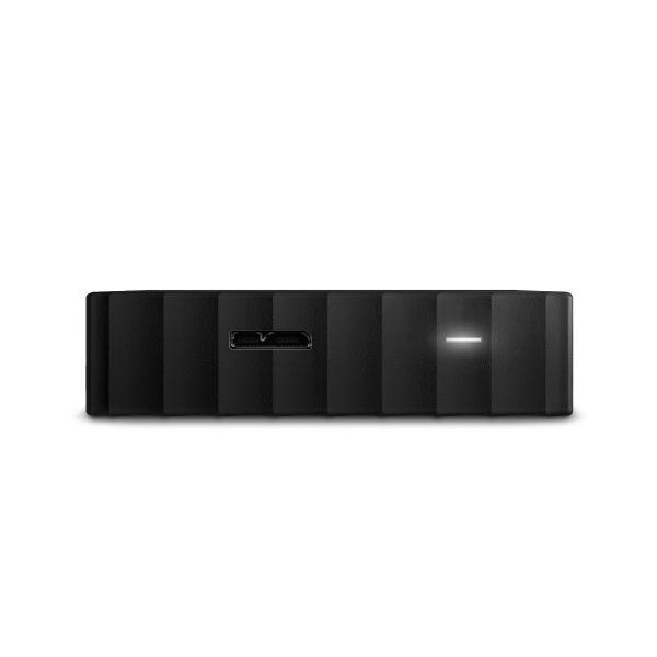 DISCO DURO EXTERNO WESTERN DIGITAL MY PASSPORT 2TB USB 3.0 NEGRO