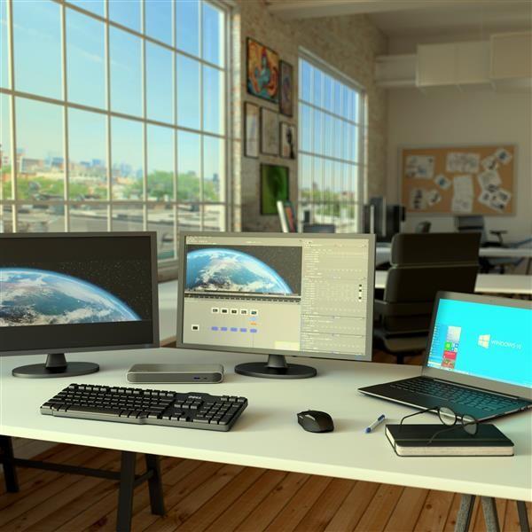 STARTECH REPLICADOR DE PUERTOS THUND.3 SALIDA 4K RED 3xPUERTOS USB3.0