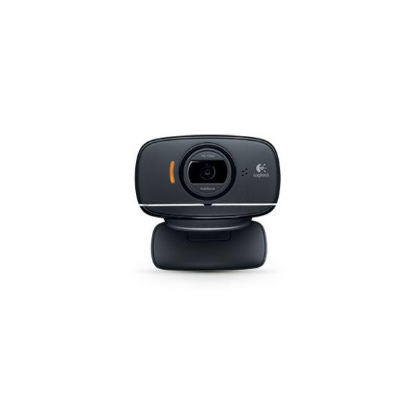 CAMARA WEB LOGITECH HD C525 P/LAPTOP USB C/MICROFONO  (960-000948)