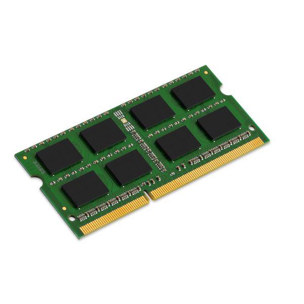MEMORIA RAM KINGSTON 4GB SODIMM DDR3 1600 MD633GA B4U39AA B4U39AT LAP