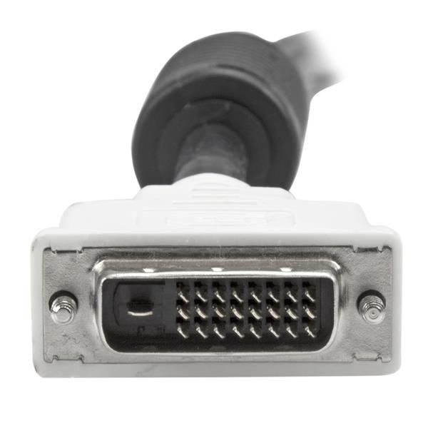 Cable 1.8m DVI-D Macho a Macho DobleEnlace Dual Link STARTECH DVIDDMM6
