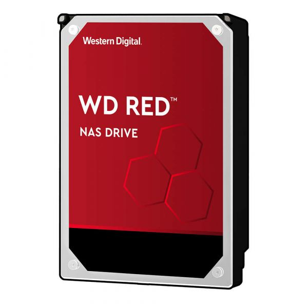 DISCO DURO INTERNO WD 2TB 3.5 WD20EFAX 256M SATA3 54000RPM RED