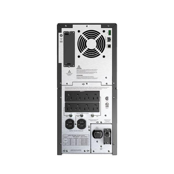 NO BREAK APC SMART-UPS CON LCD, 2700W, 3000VA ENTRADA 120V SALIDA 120V