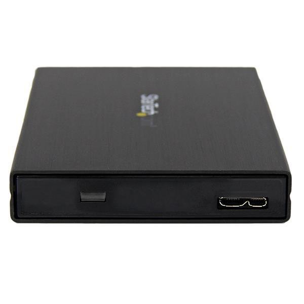 GABINETE DE DISCO DURO STARTECH S2510BMU33 2.5'' SATA USB 2.0