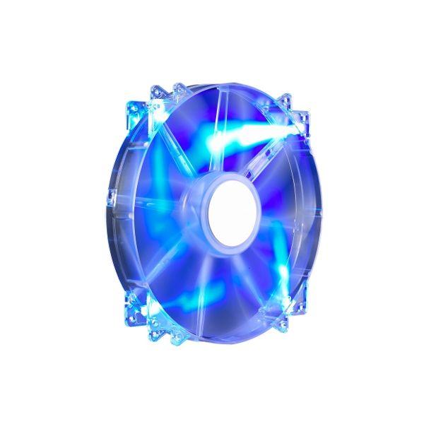 VENTILADOR GABINETE COOLER MASTER MEGAFLOW 200MM L/BLUE R4-LUS-07AB-GP