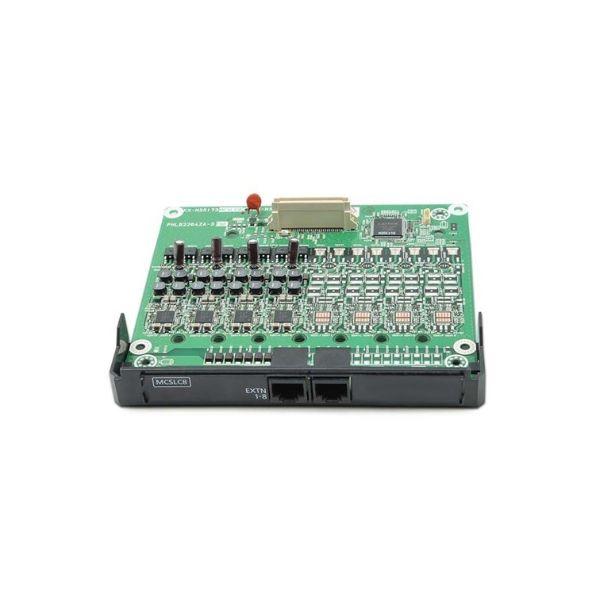 TARJETA KX-NS5173 DE 8 ANALOGAS PANASONIC (MCSLC8)