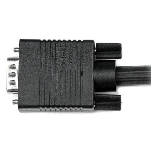 CABLE STARTECH VGA (D-SUB) MACHO 3 METROS NEGRO MXTMMHQ3M