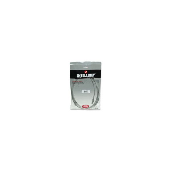 CABLE PATCH INTELLINET 15.2 MTS (50.0F) CAT-5E UTP GRIS (319973)