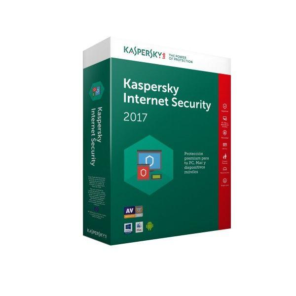 KASPERSKY INTERNET SECURITY MULTIDEVICE 1 USR 1 AÑO TMKS-171