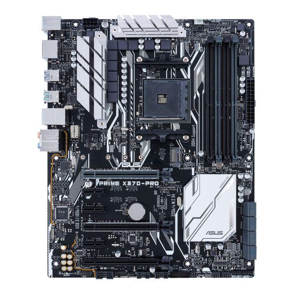 TARJETA MADRE ASUS PRIME X370-PRO 4DDR4 3200 HDMI/DP AM4 CAJA