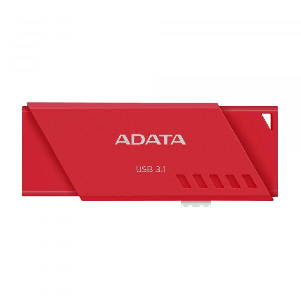 MEMORIA FLASH ADATA UV330 16GB USB 3.1 ROJO PC-MAC AUV330-16G-RRD