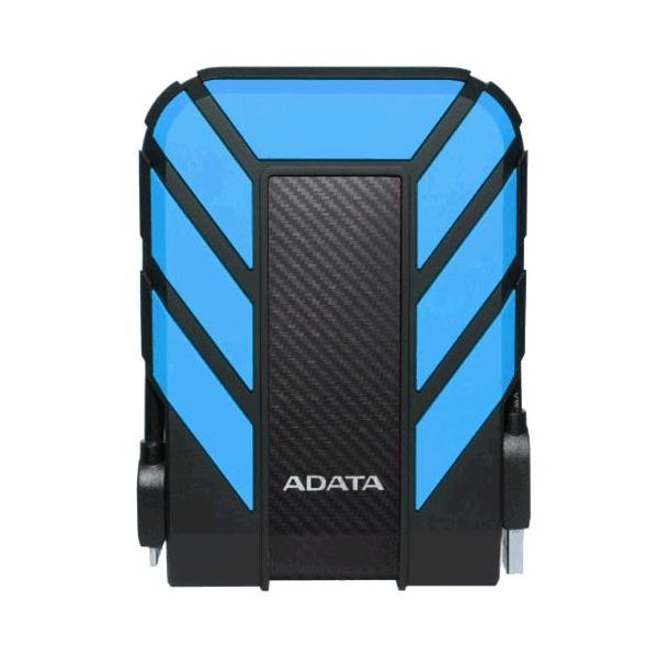 DISCO DURO EXTERNO ADATA HD710 PRO 2TB 2.5  3.1 AZUL AHD710P-2TU31-CBL