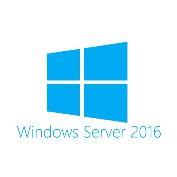 WINDOWS SERVER DELL 2016 STANDARD ROK 64-BIT OEM 634-BIPU