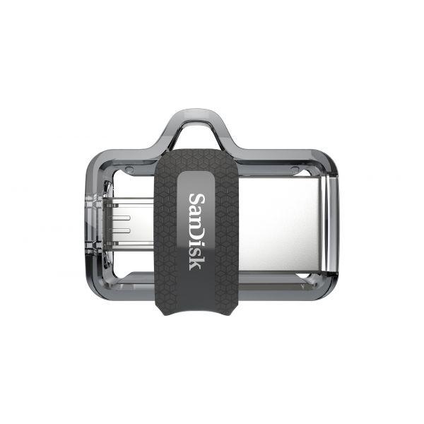 MEMORIA FLASH SANDISK ULTRA DUAL USB DRIVE 3.0 128GB (SDDD3-128G-G46)