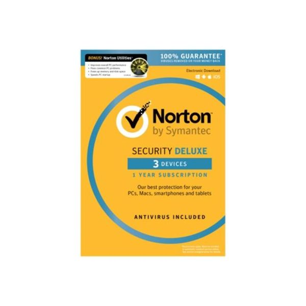ANTIVIRUS NORTON SECURITY PLUS 3 DEVICE 1YR (TMNR-003)