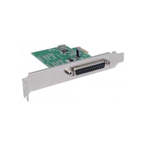 TARJETA PARALELA MANHATTAN PCI EXPRESS 1 PUERTO 152099