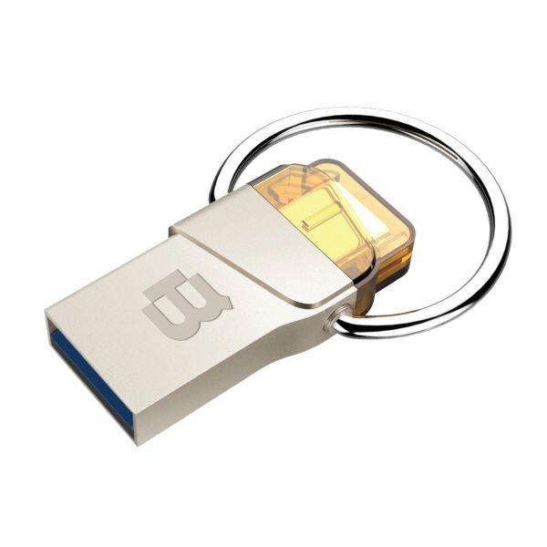MEMORIA FLASH OTG BLACKPCS 203 TIPO C 16GB USB 3.0 (MO2O3C-16)