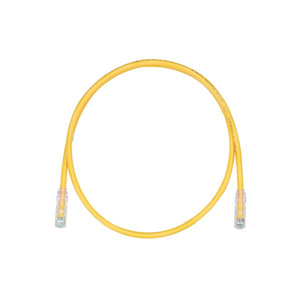 CABLE PATCH PANDUIT CAT6 UTP RJ-45 MACHO 2.1M BLANCO UTPSP7Y