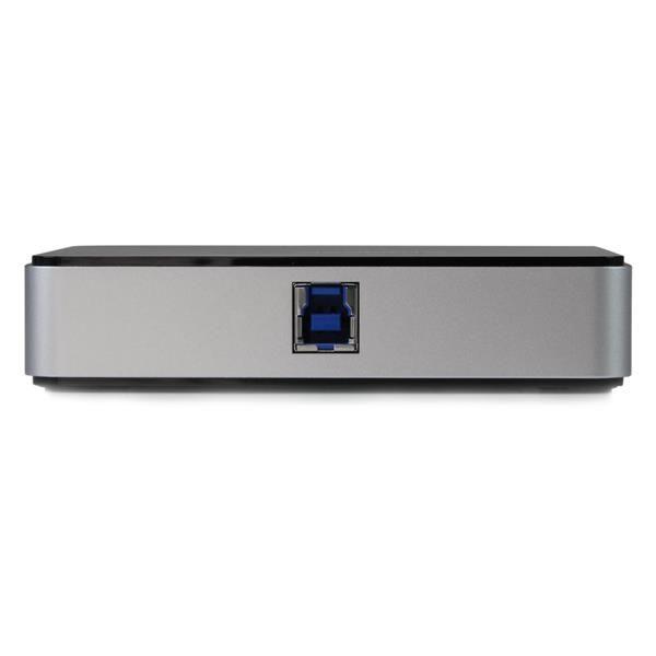 STARTECH CAPTURADOR DE VIDEO USB3.0 A HDMI,DVI,VGA HD 1080p USB3HDCAP