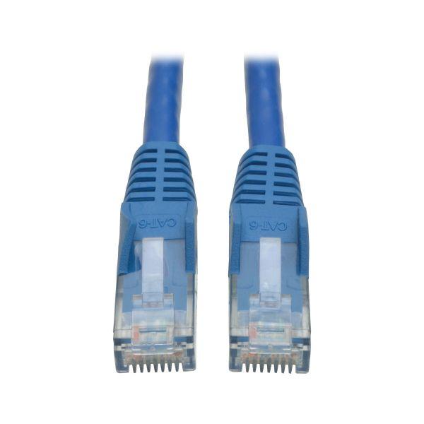 CABLE PATCH TRIPP LITE CAT6 UTP RJ45 M/M AZUL 1.52M N201-005-BL