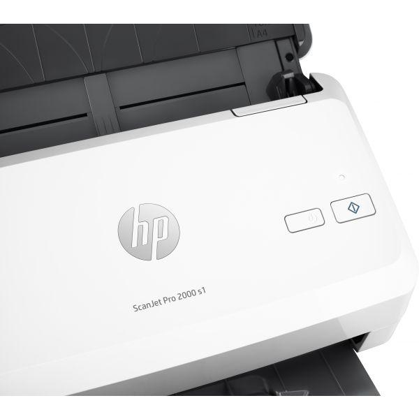 ESCANER HP SCANJET PRO 2000 S1 CON ALIMENTADOR (L2759A)