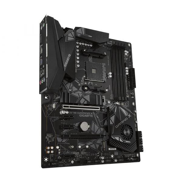 TARJETA MADRE GIGABYTE X570 GAMING X DDR4 128 GB AMD SOCKET AM4 ATX