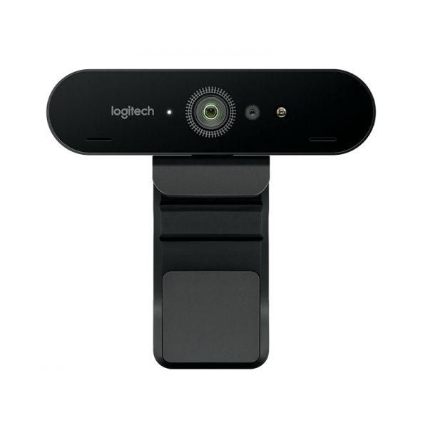 CAMARA WEB LOGITECH BRIO, 4K ULTRA HD 5X 90GR 960-001105