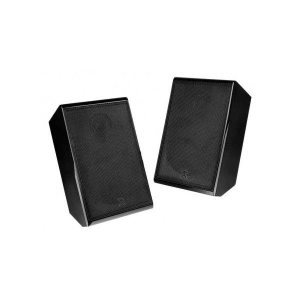 BOCINAS PERFECT CHOICE PC-112129 2.1 30W 3.5MM NEGRO