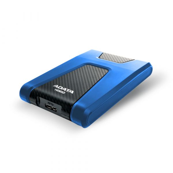DISCO DURO EXTERNO ADATA HD650 1000 GB USB 3.1 2.5