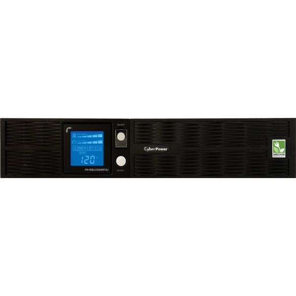NO BREAK CYBERPOWER PR2200LCDRT2U 1600W 2170VA 8 CONTACTOS