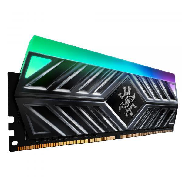 MEMORIA RAM XPG DDR4 8GB SPECTRIX D41 RGB 3200MHZ AX4U320038G16-ST41