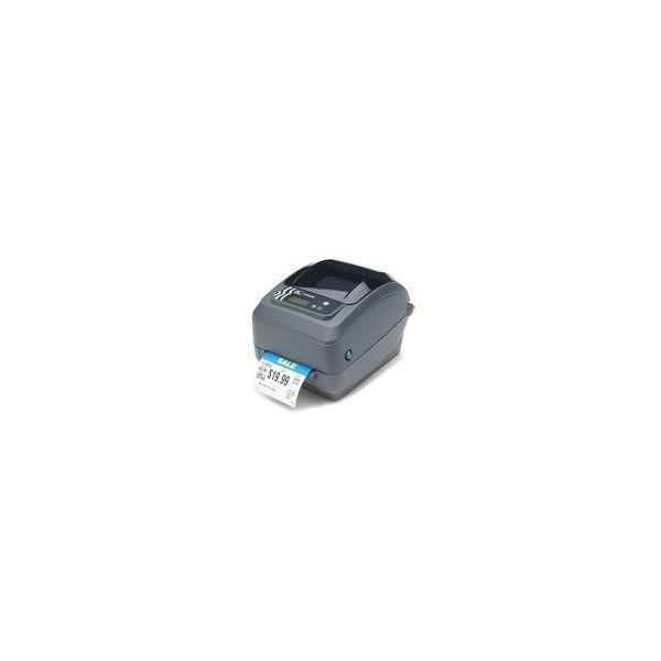 IMPRESORA ZEBRA GX420 TT/DT/4IN/203DPI/6IPS/ETHERNET//USB/RS-232/4MB F