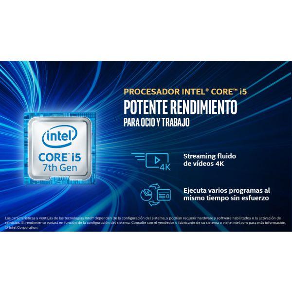 AIO LENOVO THINKSMART HUB 500 CI5 7500 4GB 128G 11.6