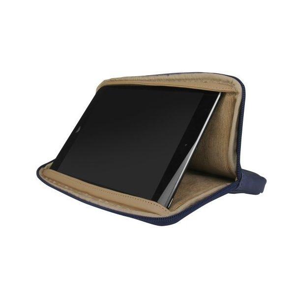 FUNDA TABLET CANVAS NAVY PERFECT CHOICE 10'' PC-082521