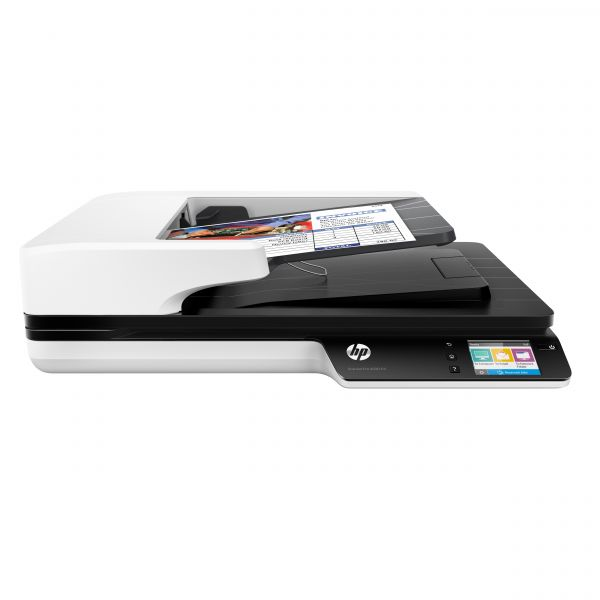 ESCANER HP SCANJET DE RED PRO 4500FN1 (L2749A)