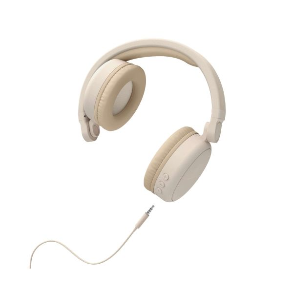 AUDIFONOS BLUETOOTH ENERGY SISTEM EY-445622 BEIGE BLUETOOTH 93 ± 3 DB