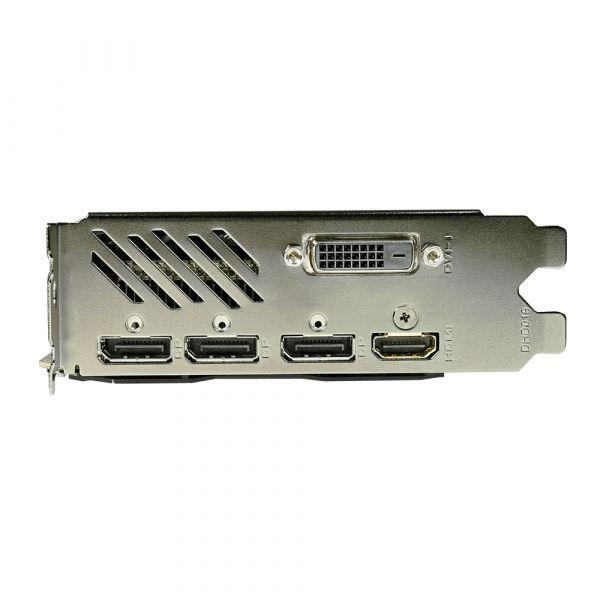 TARJETA DE VIDEO GIGABYTE GV-RX580GAMING-4GD RX 580 GAMNG 4GB  MINERIA