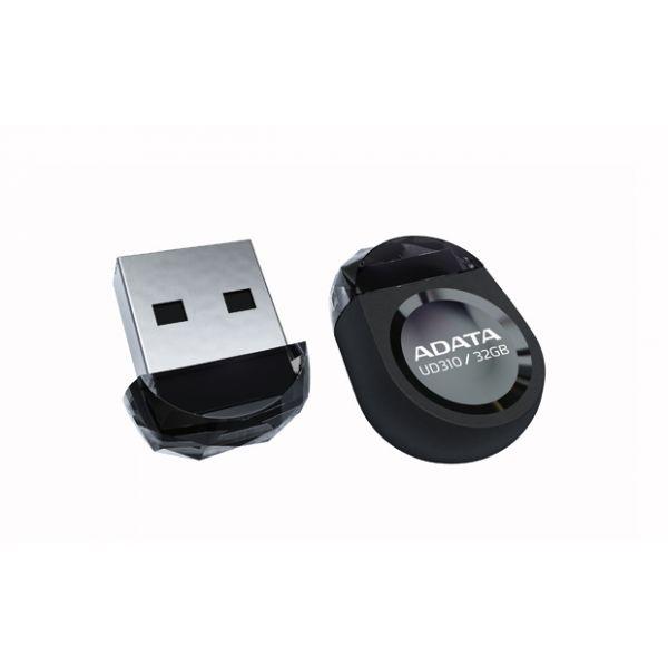 MEMORIA FLASH ADATA UD310 16GB USB NEGRA (AUD310-16G-RBK)