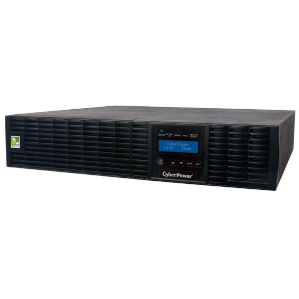NOBREAK CYBERPOWER OL3000RTXL2U 3000V 2700W LCD ONLINE 120V
