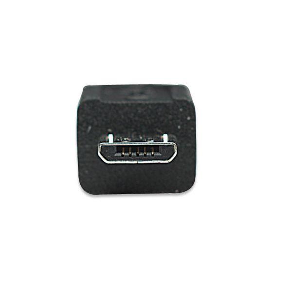 CABLE USB MANHATTAN ALTA VELOCIDAD USB 2.0 A A MICRO USB 2.0 B 3M