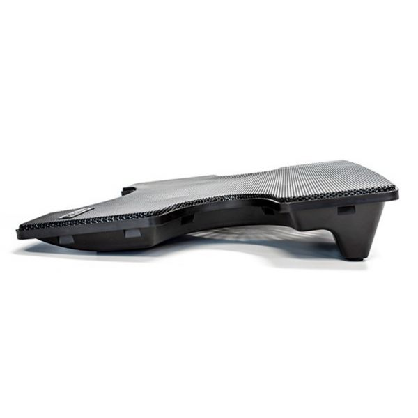 BASE ENFRIADORA VORAGO LAPTOP CP-102 HUB 2 USB ROJO