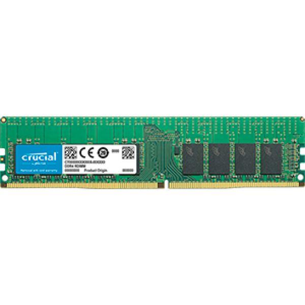 MEMORIA RAM CRUCIAL 16GB DDR4 2666 288-PIN DIMM CT16G4RFS4266