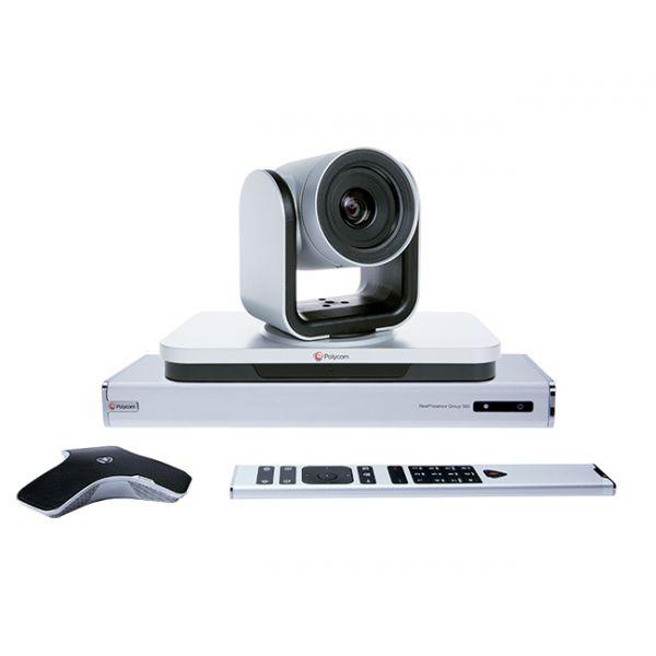 SISTEMA DE CONFERENCIA POLYCOM GROUP 500 720P 2X HDMI 7200-64510-034