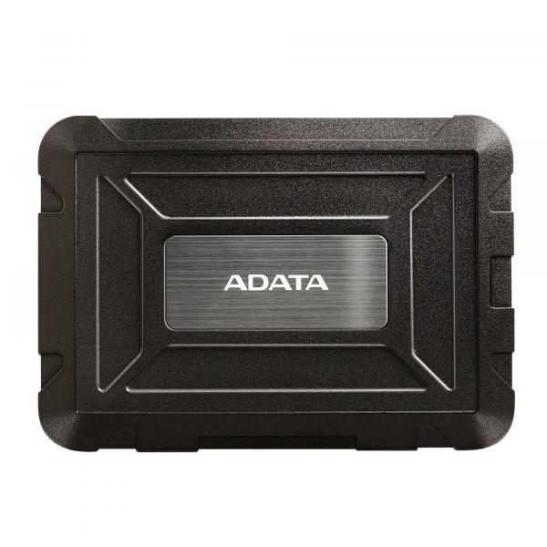 GABINETE PARA DISCO DURO ADATA AED600U31-CBK DE 2.5