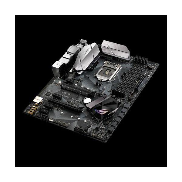 TARJETA MADRE ASUS ROG STRIX H270F GAMING 4DDR4 HDMI/DVI-D/DP 1151