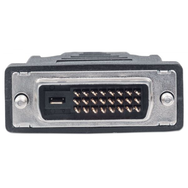CABLE VIDEO HDMI MANHATTAN DVI-D M-M  1.8M 372503