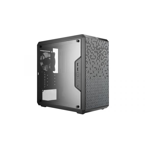 GABINETE COOLER MASTER MASTERBOX Q300L TORRE MATX RGB SIN FUENTE